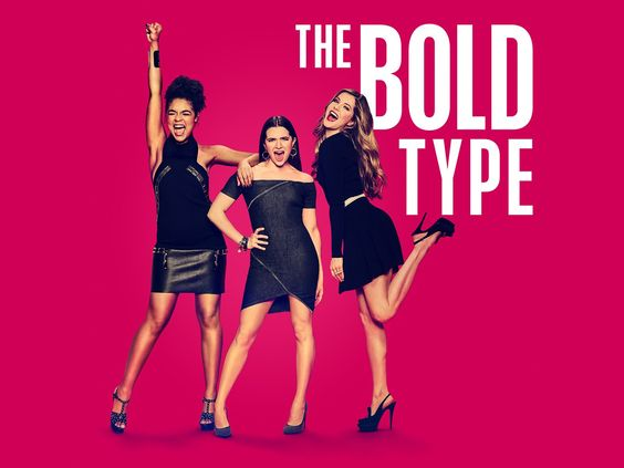The bold type, la série girlboss