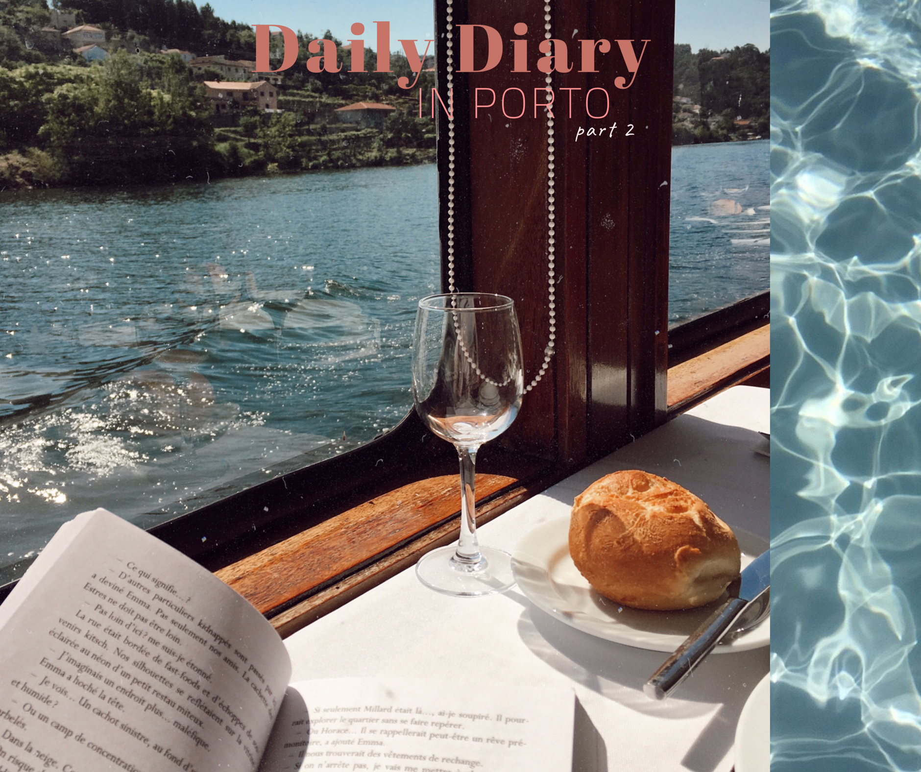 Daily diary in Porto (part 2)