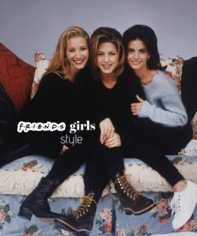 GET THE LOOK : FRIENDS GIRLS