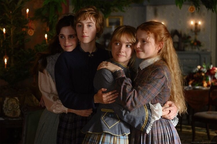 THOUGHTS ABOUT LITTLE WOMEN